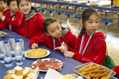 Embajadorcitos chinos en el Villalkor11