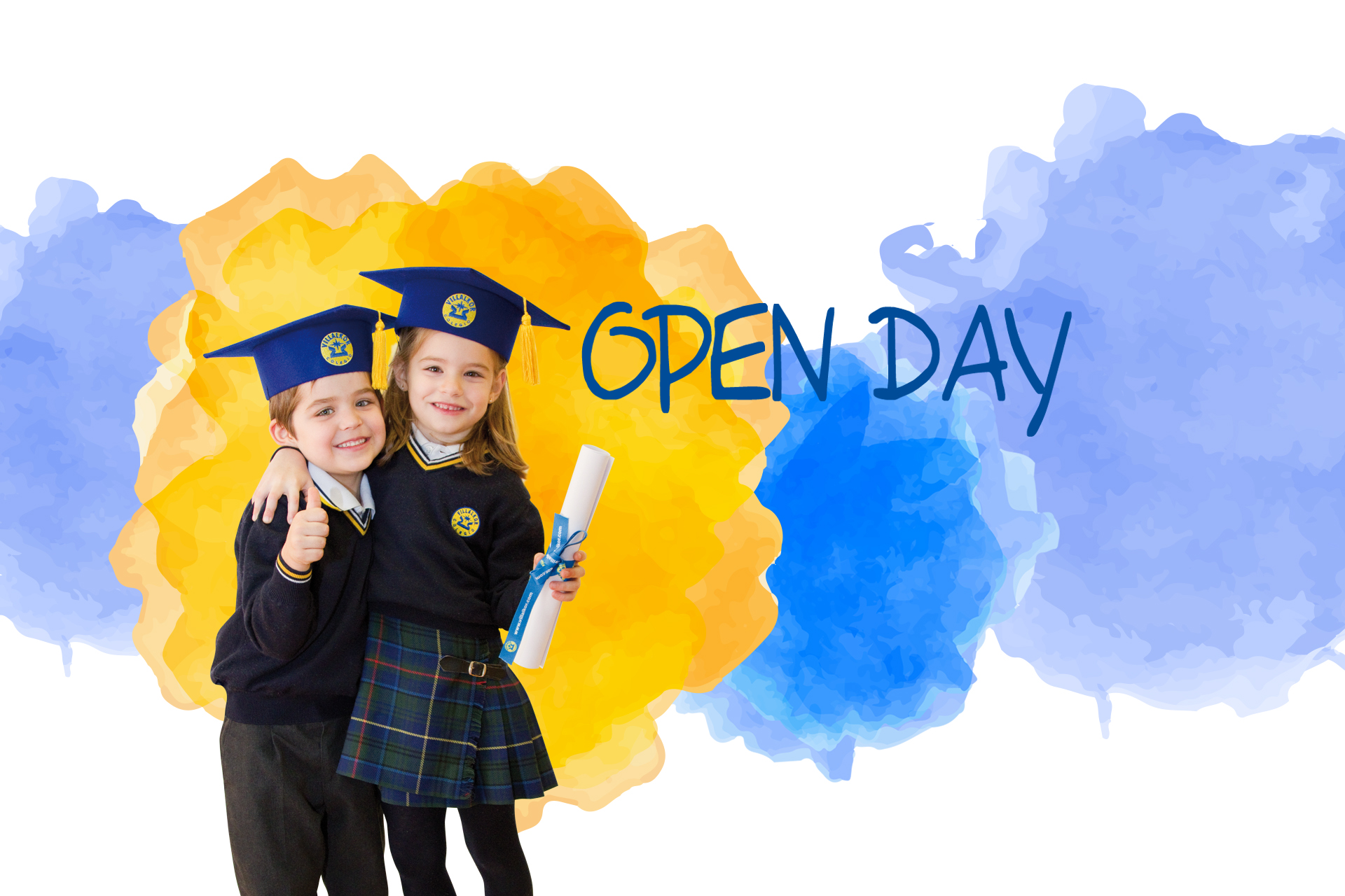 banner open day 2019