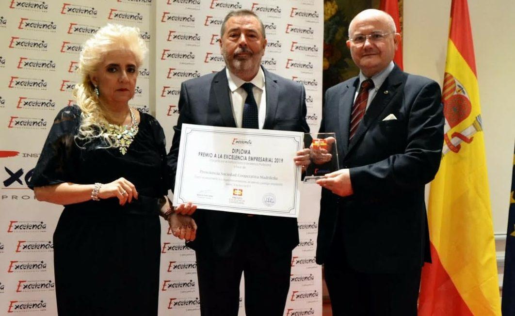 Premios excelencia empresarial