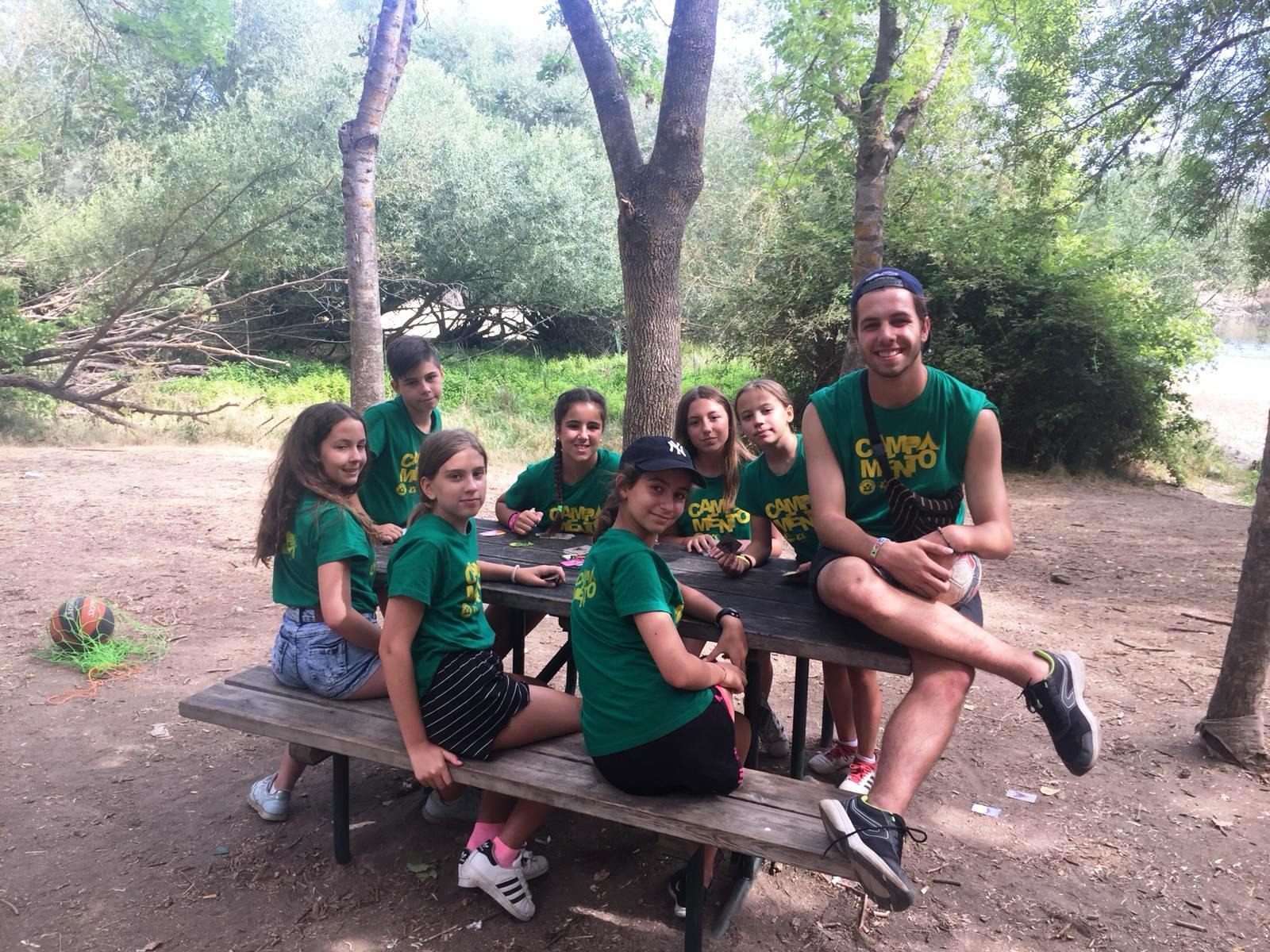 Campamento Verano 2019-24