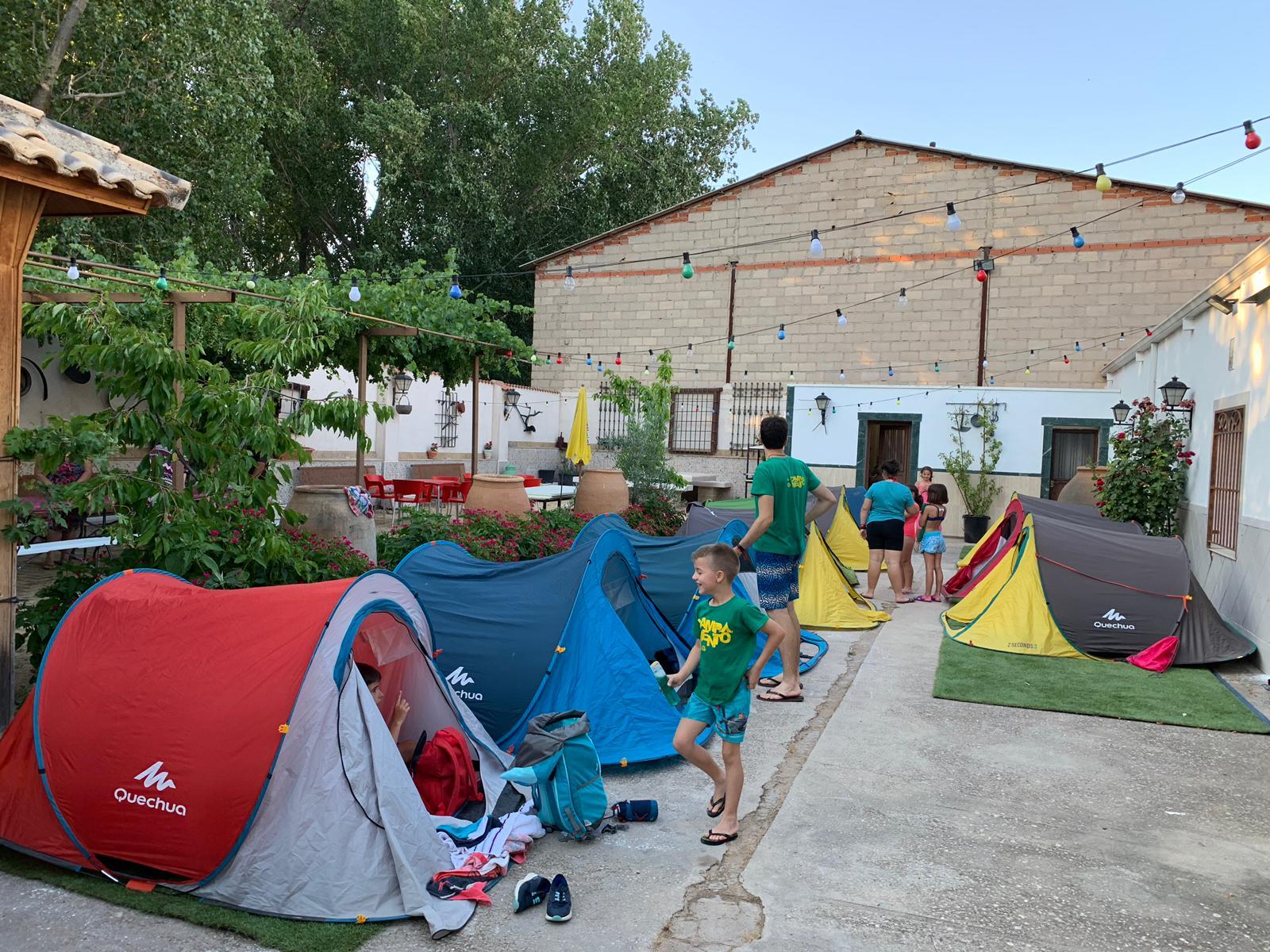 Campamento Villalkor - (91)