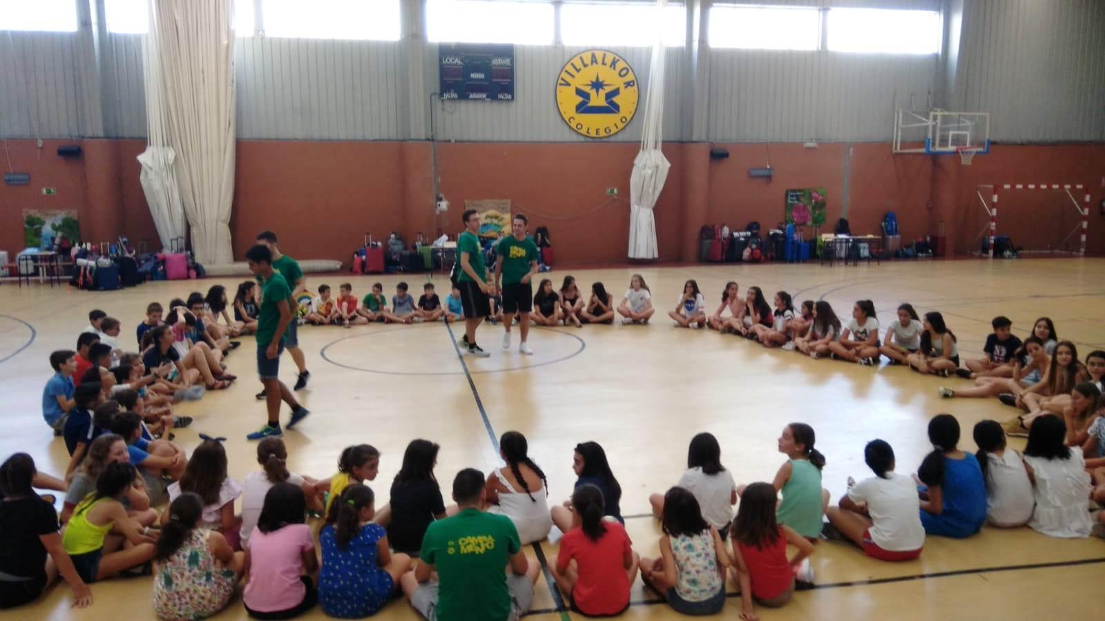 Campus Verano Villalkor 2019-05