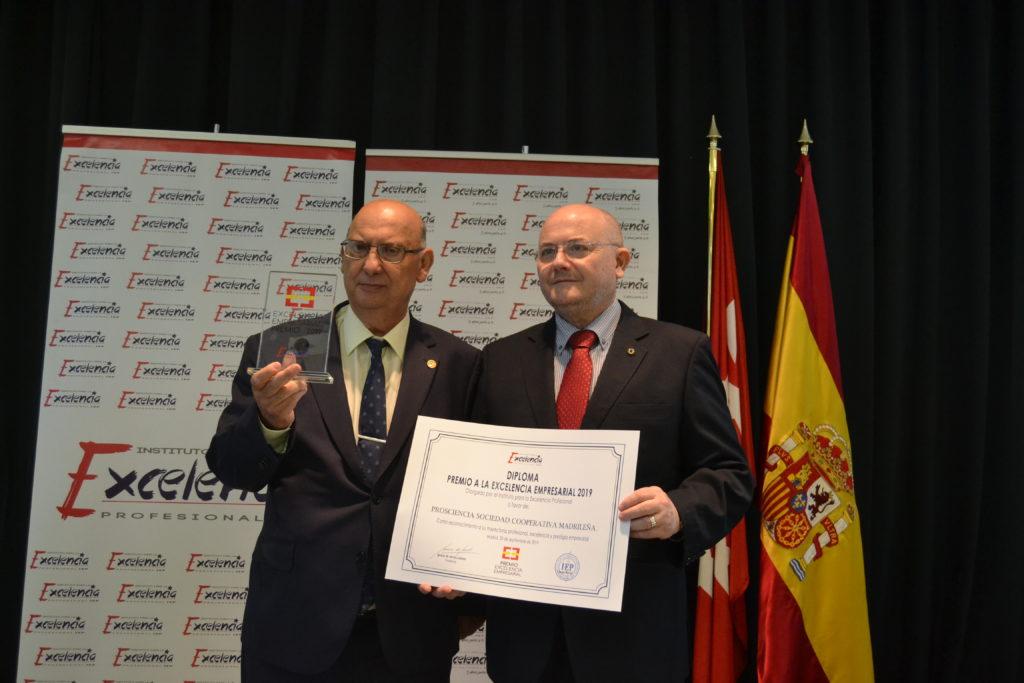 Premio a la Excelencia Profesional 2019