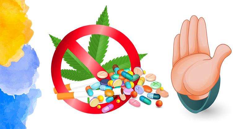 Prevenir drogas adolescencia colegio Alkor