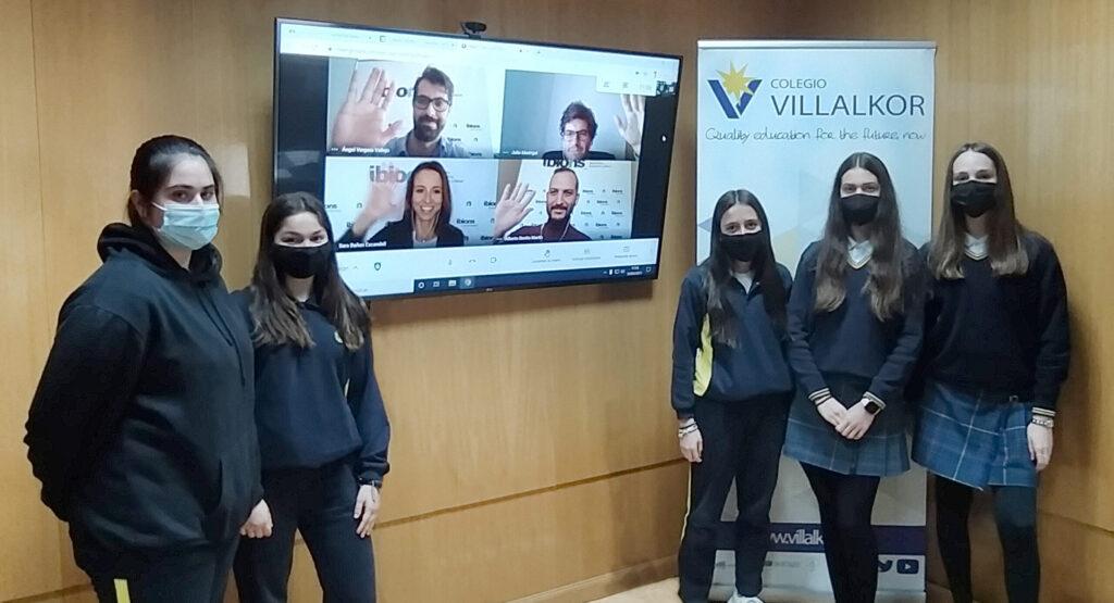 Villalkor Report Entrevista Ibions