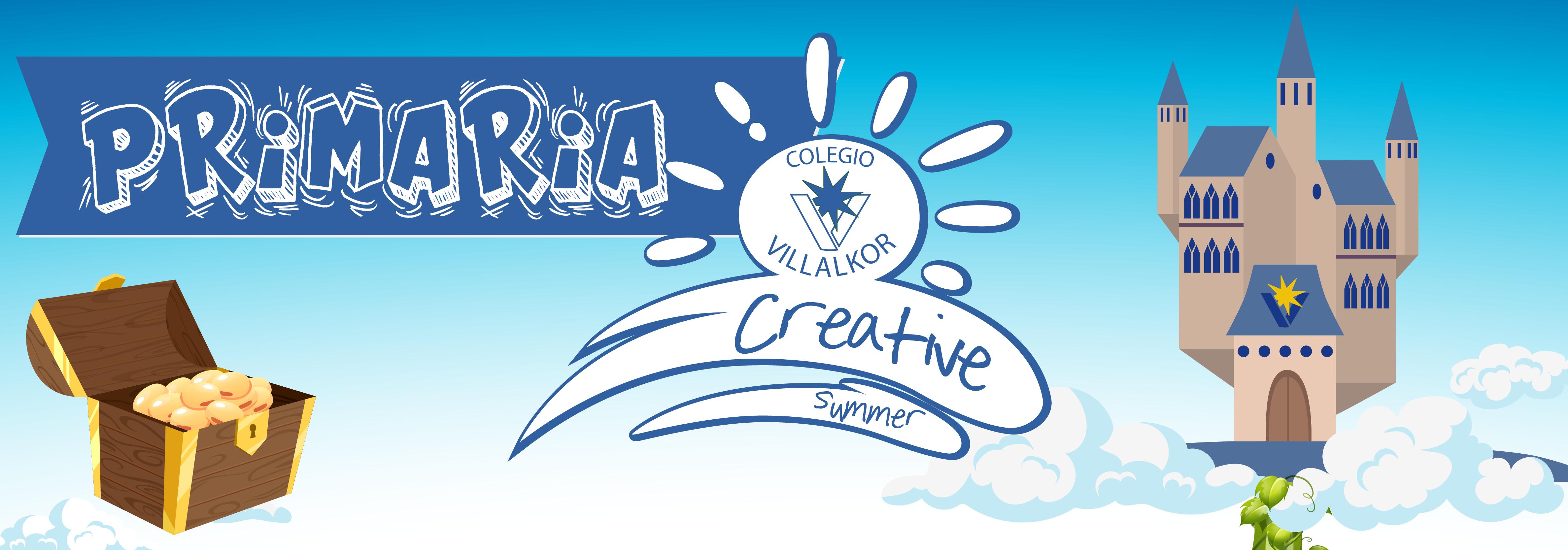 Cabecera Creative Primaria